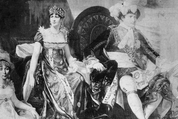 Segundo os historiadores, Napoleão e Josefina eram muito diferentes
