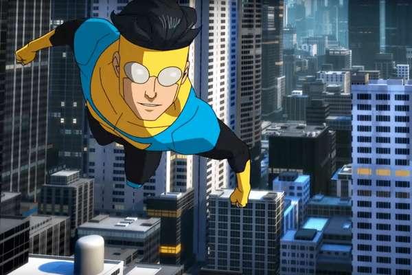 Séries online: Invincible é a estreia mais surpreendente da semana