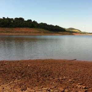 Seca nas represas de SP bate recordes em agosto