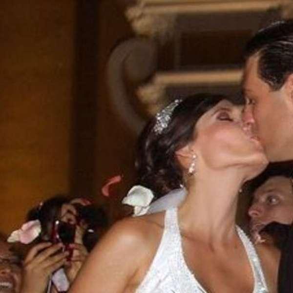 Maju en su boda PE367031