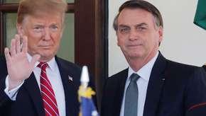 Oferta de Trump a Bolsonaro irrita aliados na Otan