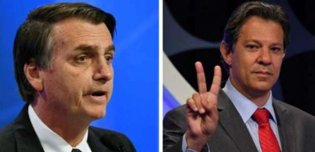 Saiba quem vai apoiar Bolsonaro ou Haddad no 2º turno