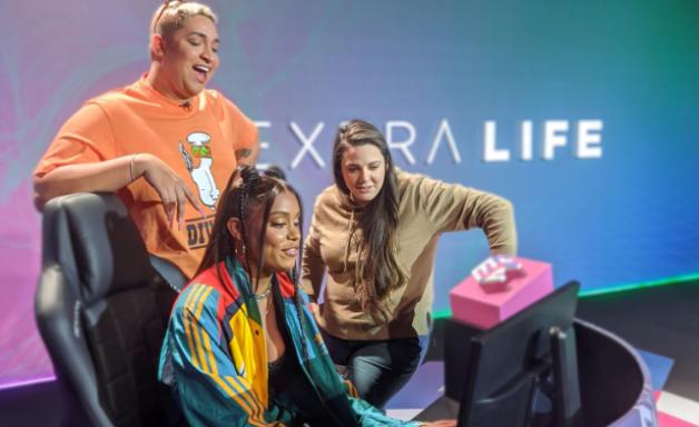 Famosos vão disputar R$ 10 mil por episódio no Extra Life