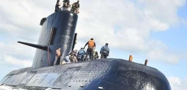 Submarino argentino é achado um ano após ter desaparecido
