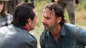 'TWD': Rick aceitaria morrer para derrotar Negan, diz ator