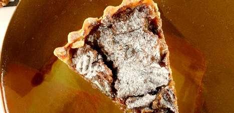 Torta de noz-pecã