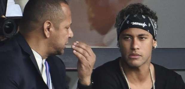 Pai de Neymar tem reunião marcada com dirigente da Juventus
