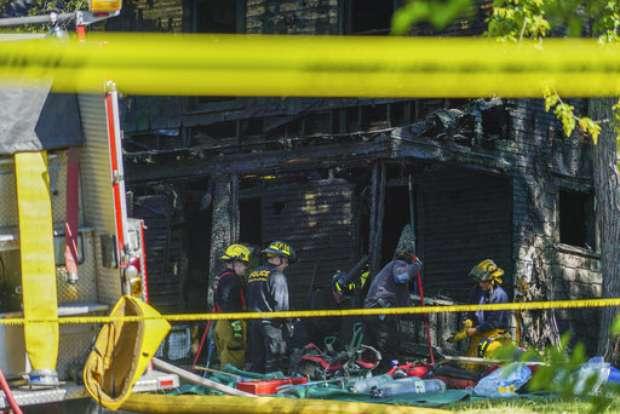 Trágico incendio deja a cinco niños muertos en Akron, Ohio