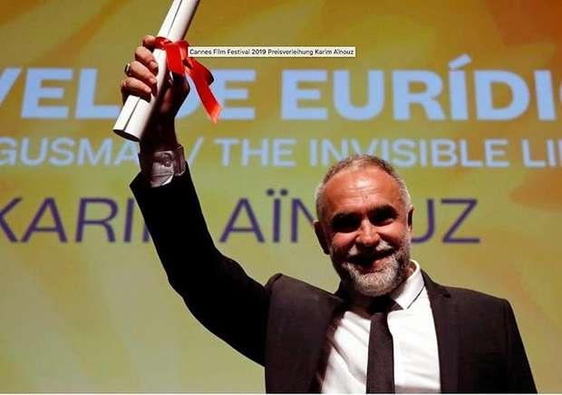 Filme de Karim Aïnouz é premiado em Cannes