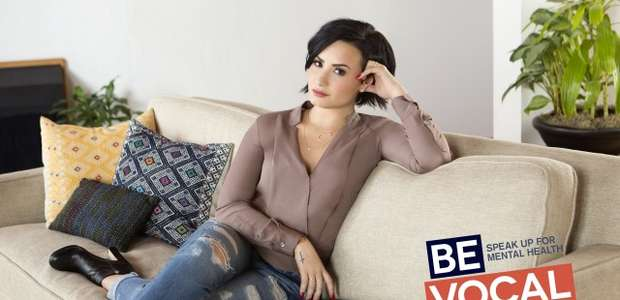 Demi Lovato vai a Washington para falar sobre saúde mental