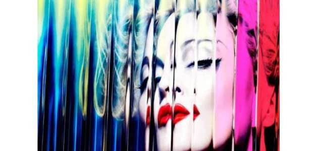 MADONNA - ''MDNA'' (Interscope 2012)