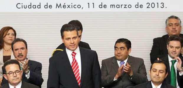 Concesiones, sin decisión política, afirma Peña Nieto