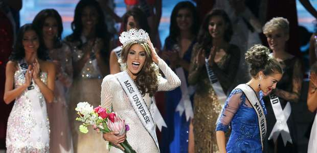 Venezuela é eleita a Miss Universo 2013; brasileira fica ...