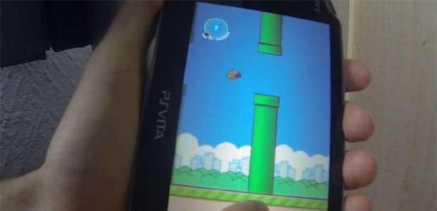Flappy Bird ganha versão para PS Vita após fim em celulares
