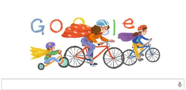 Dia das Mães: Google faz homenagem na página de buscas