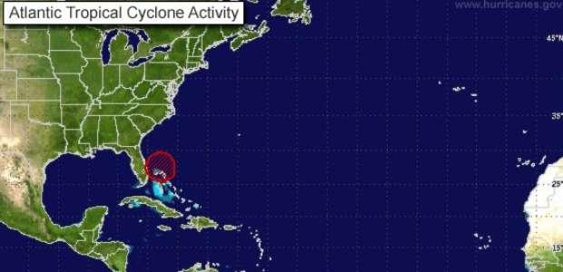 Tormenta Elida se forma al suroeste de México