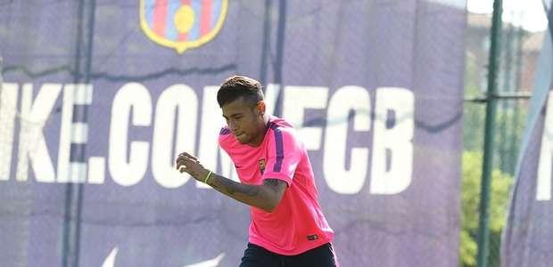 Neymar y Ter Stegen vuelven a los entrenamientos del Barça
