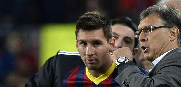 Martino asegura que Messi seguirá como capitán de Argentina