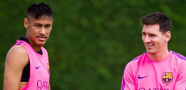 Neymar recibe el alta médica y jugará contra el Villarreal