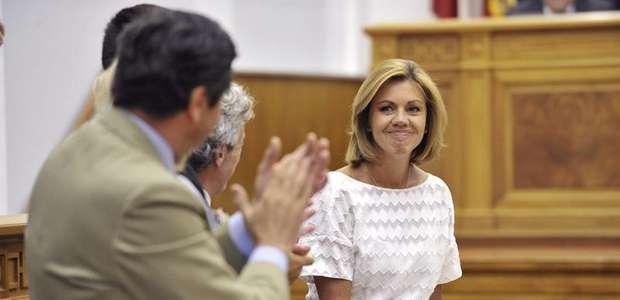 Cospedal ofrece a PSC, Ciutadans, UPyD y Unió una coalición