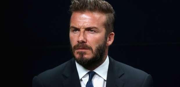 Como assim? Beckham crê em favoritismo do Milan na Champions