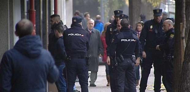 Las peñas osasunistas también condenan lo sucedido en Madrid
