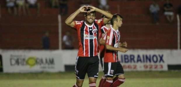 Atlético-PR acerta com destaque do Botafogo-SP na Copinha