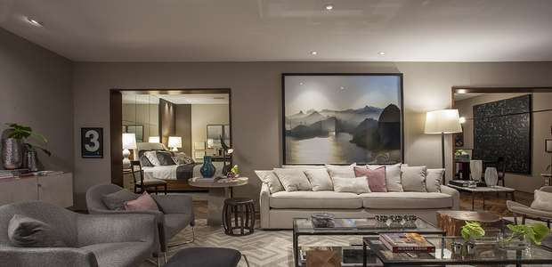 Lofts e kitnets: 8 dicas para decorar o imóvel sem paredes