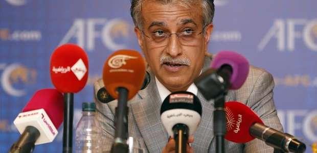 Asia chief calls for unity on FIFA, hails 'unique' Platini
