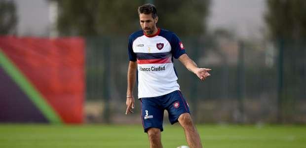 'Jugaré con San Lorenzo hasta diciembre': Yepes