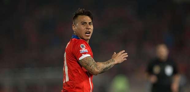 Vargas estaría cerca de fichar por el Olympique de Marsella