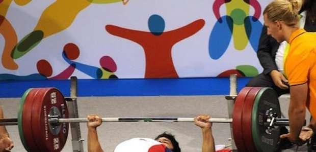 Carinao gana primer oro para Chile en los Parapanamericanos