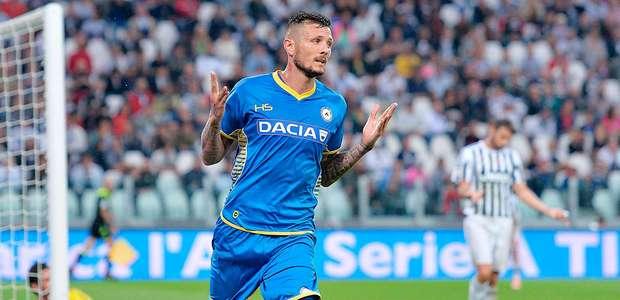 ¡Sorpresa! El Udinese le pega a la Juventus en su estadio