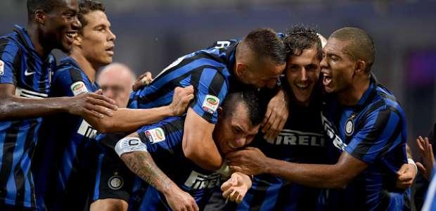 El Inter de Milán vence de último suspiro al Atalanta