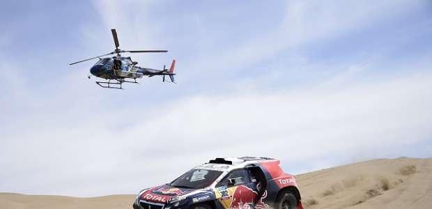 Rally Dakar 2016 recibe otro golpe: Perú decide bajarse
