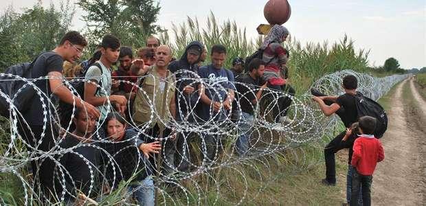 Decenas de refugiados mueren dentro de un camión en Austria