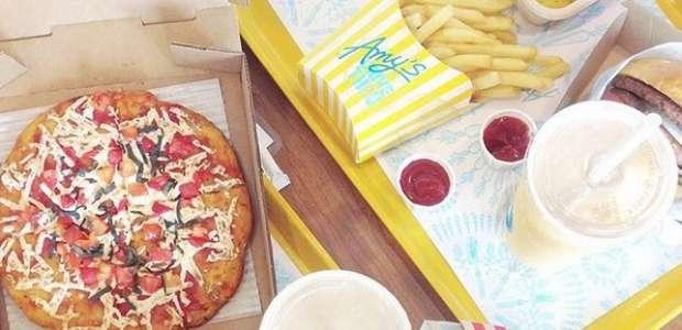 Fast food orgânico é aposta de rede de comida vegetariana