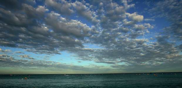 Calor y nubes en el último fin de semana de agosto