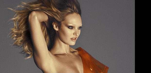 Candice Swanepoel se desnuda para la sensual revista Lui