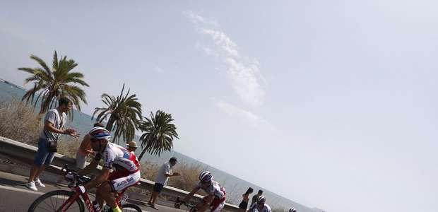 Doumolin gana novena etapa y es líder general de la Vuelta