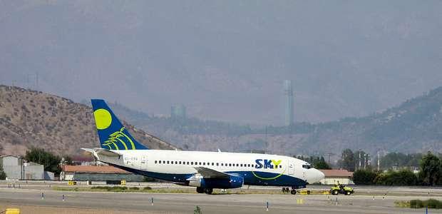 Sky ofrecerá pasajes de avión en Chile a menos de $10 mil