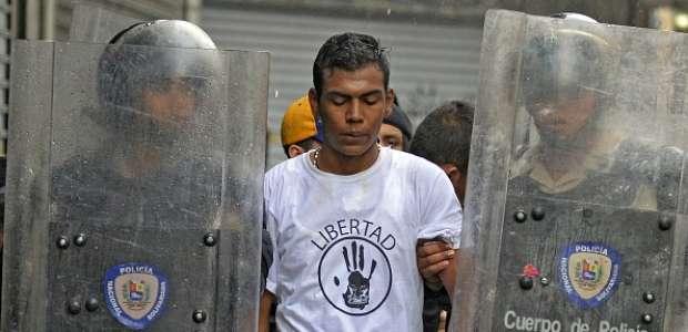 Venezuela, con la tasa más alta de homicidios por policías