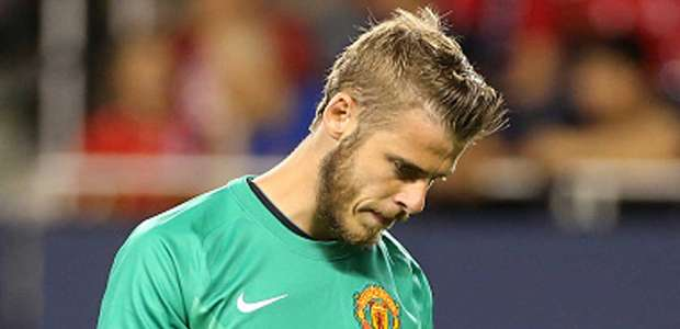 El Real Madrid no inscribe al portero De Gea en la LFP