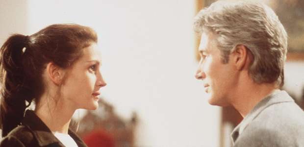 Richard Gere: ¿con qué actriz protagonizó cada película?