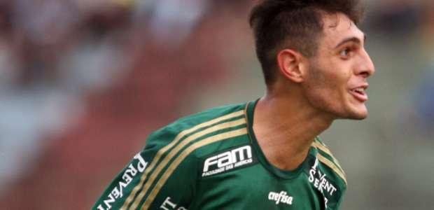 Paraná acerta empréstimo de revelação da base do Palmeiras