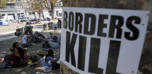 Madrid y Barcelona quieren recibir a refugiados