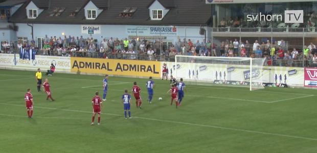 Un equipo austríaco emuló el mítico penalti de Johan Cruyff