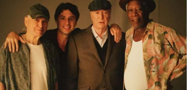Morgan Freeman y Michael Caine juntos en 'Going in Style'