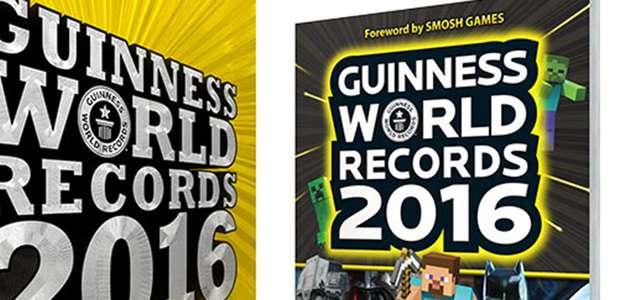 Guinness World Records: marcas emblemáticas del nuevo libro