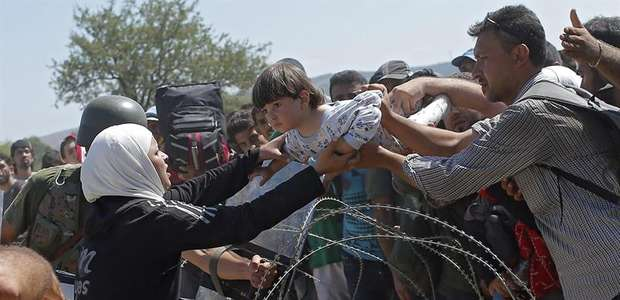 ¿Cómo ayudar a los refugiados que llegan a Europa?